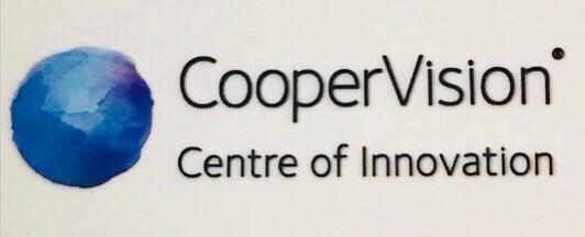 Cooper Vision Centre of innovation