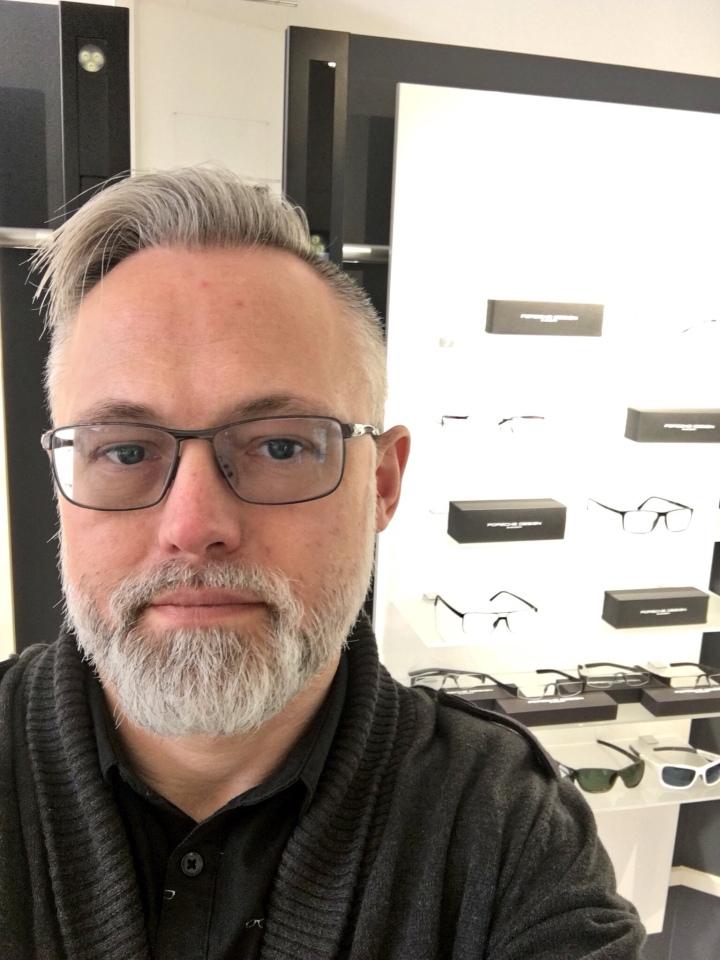 P'8273. Porsche desing eyewear Rodenstock
