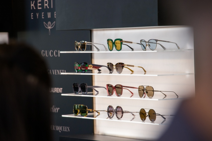 gucci Keing eyewear Optikerinn
