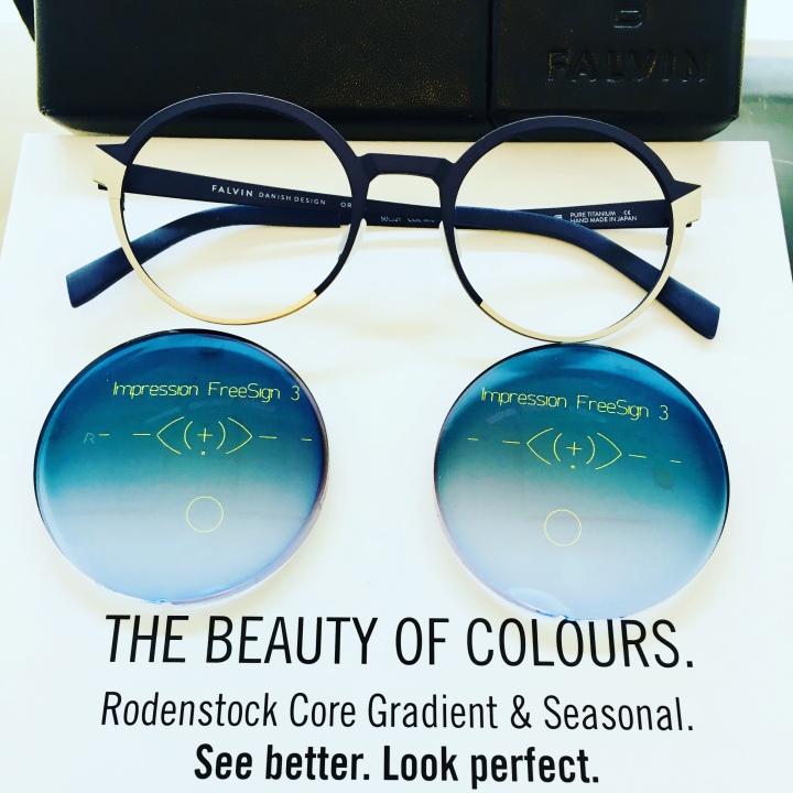 Orbit farlvin Eyewear Optikerinn Rodenstock FreeSign 3