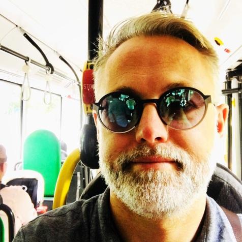 Bus in Sweden